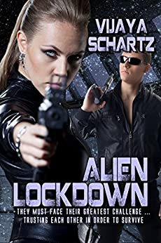 Alien Lockdown by [Schartz, Vijaya]