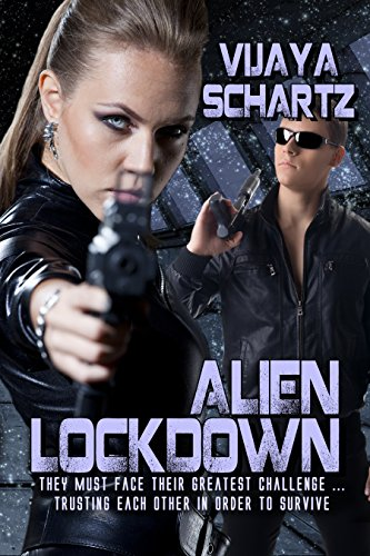 Book: Alien Lockdown by Vijaya Schartz