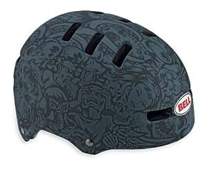 Bell Faction Bike Helmet, Charcoal/Black Jimbo Phillips, Medium
