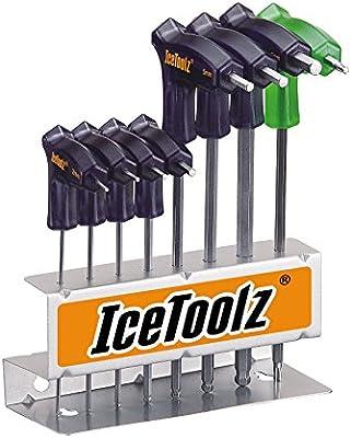Kit de Herramientas Profesional ICETOOLZ Ice Toolz de 8 Llaves ...