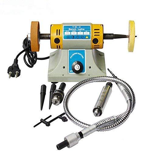 isher Jewelry Jade Rock Polishing Buffer Machine - 110V ()