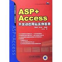 ASP+Access开发动态网站实例荟萃(附光盘)