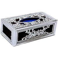 EASY4BUY Royal Car/Office/Home Tissue Box Holder - Black