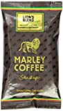 Marley Coffee, Lion's Blend Ground Coffee Portion Packs, 18 Count