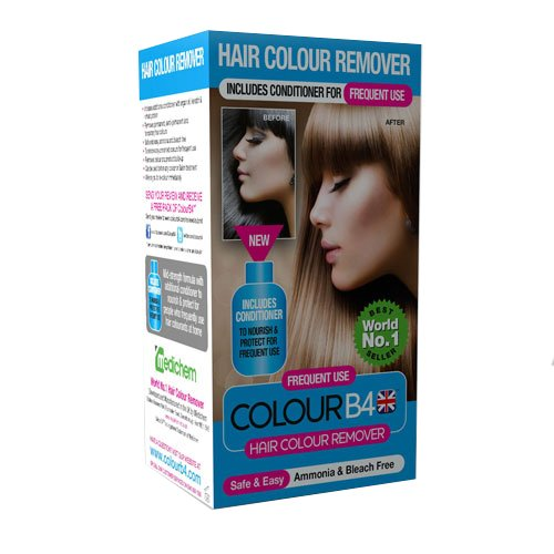 Colour B4 Hair Colour Remover Frequent Use ColourB4 CB105