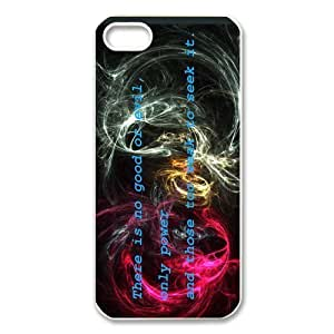 Custom Harry Potter Quotes Hard Back Cover Case for iPhone 4/4s by runtopwell