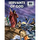 Servants of God: 2 Corinthians (Visualized Bible Series (New Testament)) (Volume 25)