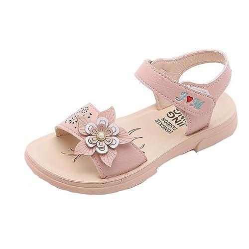 Tienda online venta directa de fábrica mejores zapatillas de deporte Sandalias para Niñas Playa Verano 2019 PAOLIAN Zapatos ...