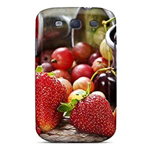 Hot Just Ymmy First Grade Tpu Phone Case For Galaxy S3 Case Cover
