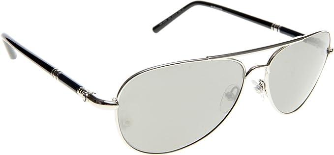 Gafas de sol Montblanc MB509S C61 16C (shiny palladium ...