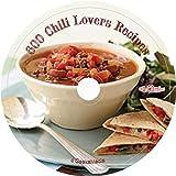 600 crock pot recipes - 600 Chili Recipes on cd