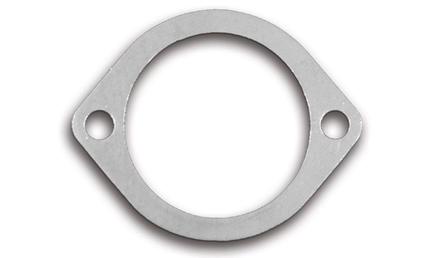 Remflex (8055) 3-1/2'' 2-Bolt Universal Exhaust Gasket, (Set of 2)