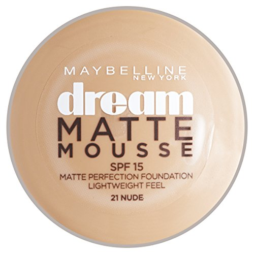 Maybelline Dream Matte Mousse - 21 Nude