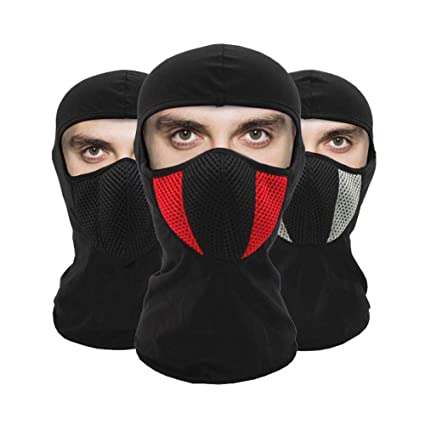 3c997d7f0b8 Image Unavailable. Image not available for. Color  AsWant Ski Mask-  Balaclava - Cold Weather Head Wear- Neck Warmer Winter Outdoors Sports