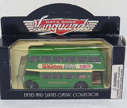 1957 Bristol LD6G Lodekka Bus 'Weston's Bisquits' 50's & 60's Collection Days Gone