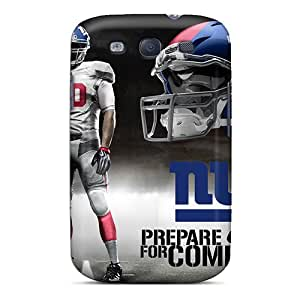 New Arrival Case Cover With QDx1273wPus Design For Galaxy S3- New York Giants