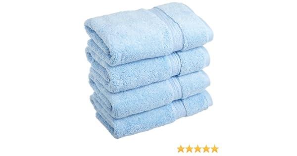 Superior - Juego de Toallas de Lavabo de algodón de 900 g/m2 ...