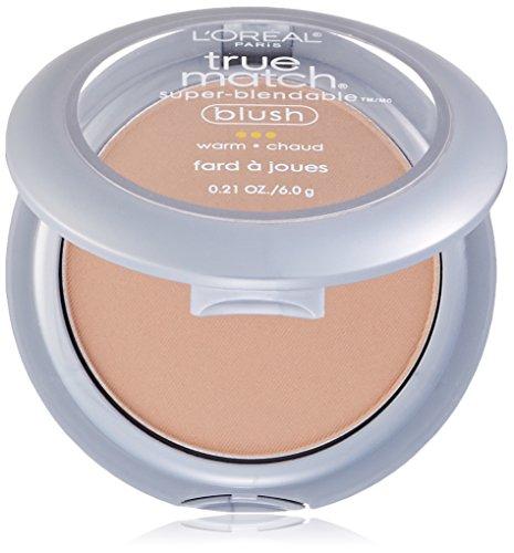 L'Oreal Paris True Match Blush, Bare Honey, 0.21 Ounces