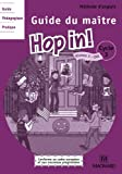 Anglais CM2 Hop in! : Guide du maître (2CD audio)