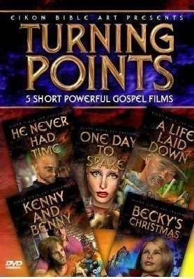 Turning Points - 5 Short Powerful Gospel Films by Eikon Bible Art