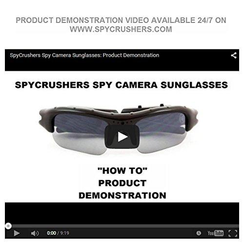 3aba36107d013 ... SpyGear-SpyCrushers Spy Video Glasses   Camera Glasses