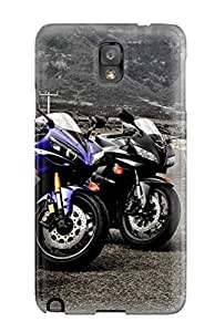 ThomasSFletcher Galaxy Note 3 Well-designed Hard Case Cover Motorcycle Protector