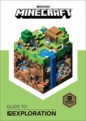 Minecraft Guide Exploration Mojang Ab product image