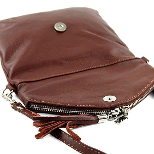 en cuir petit cuir Sac sac sac d'embrayage ital d'embrayage 4gwp6qx