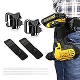 Lenink Tool Holster,2 Pack Drill Holster,Cordless