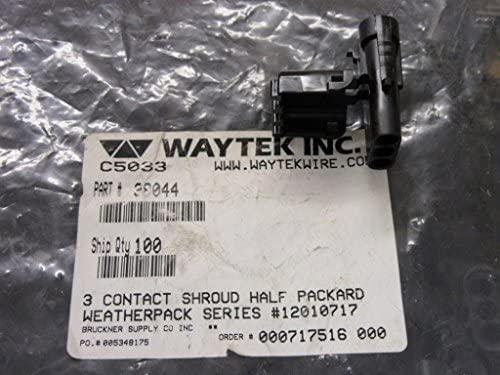 Waytek Wire 12010717 Pe Connector 38044 Amazoncom Industrial