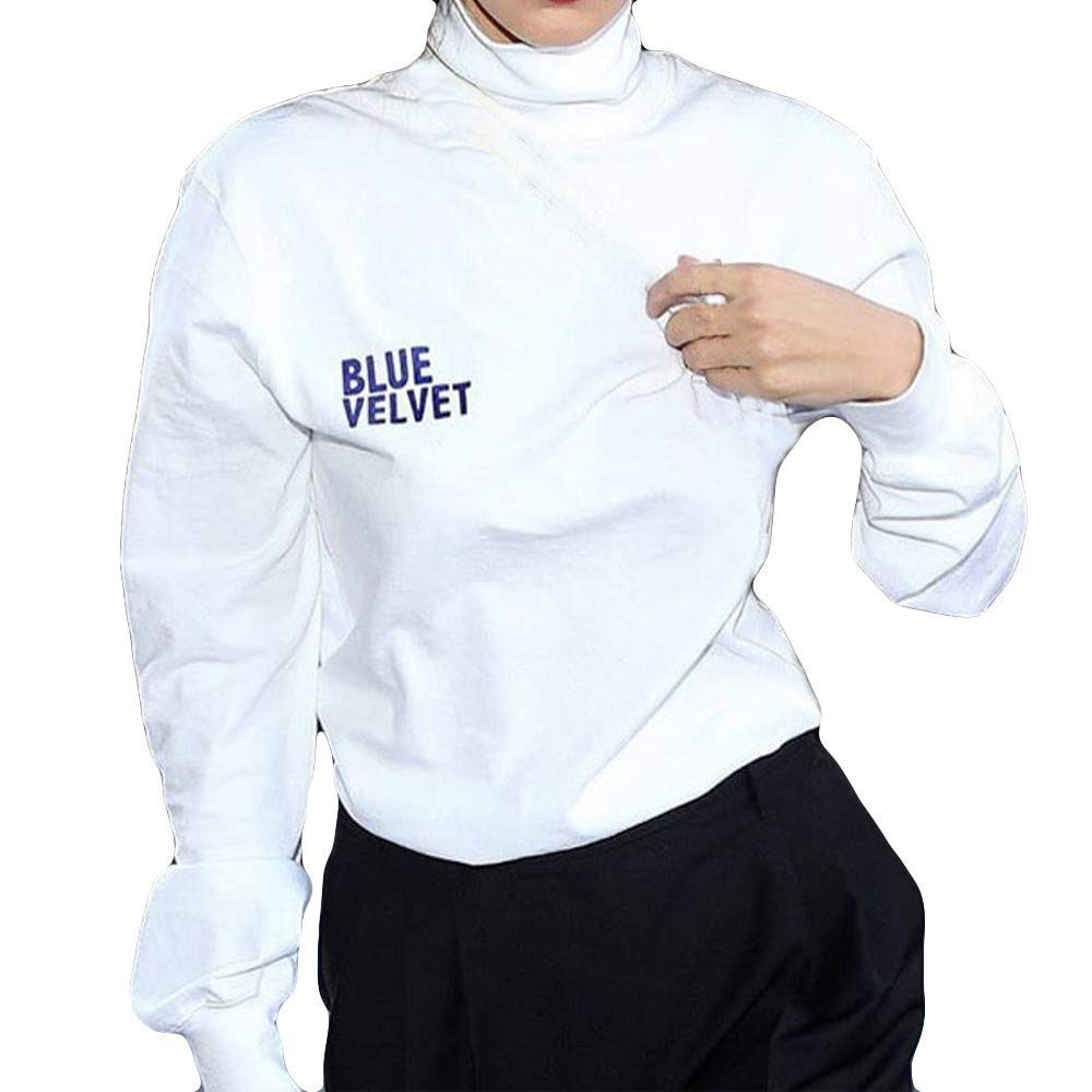 Amazon T Shirts For Women Fashion Women Letter Long Sleevet