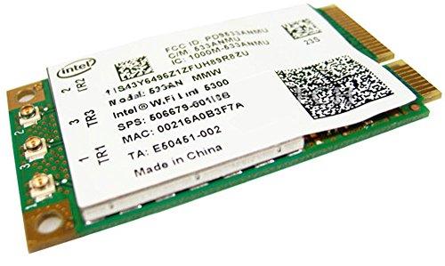 [Intel WiFi Link 5300 AGN Mini PCI-E Wireless Card 802.11a/b/g/Draft-n 533AN_MMW 2.4/5.0 GHz 450 Mbps] (Intel Wireless Router)