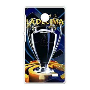 Warm-Dog lAdECIMA crystal trophy Cell Phone Case for Nokia Lumia X