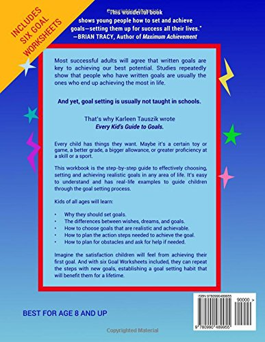 Every Kids Guide To Goals How To Choose Set And Achieve Goals