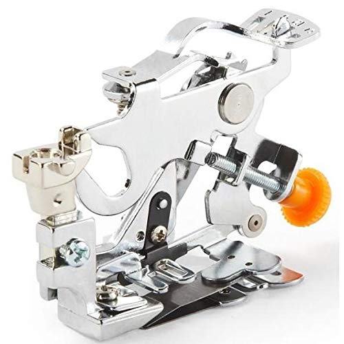 Ruffler Attachment Foot - Sew-link Ruffler Attachment for Bernina for Bernina New Style Artista, Activa, Virtuosa, Aurora, 100, 120