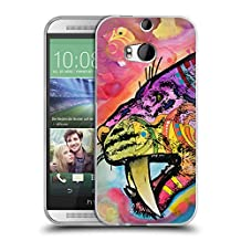 Official Dean Russo Saber Tooth Prehistoric Soft Gel Case for HTC U Ultra / Ocean Note