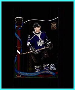 2001-02 Crown Royale #67 Adam Deadmarsh LOS ANGELES KINGS