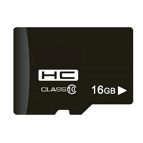 Generic 16 GB de memoria SD TF Card Clase 10 Tarjeta de ...