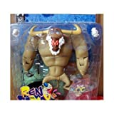 Ren and Stimpy - Mr Shaven Yak Variant figure - John K. by Ren & Stimpy