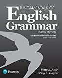 Fundamentals of English Grammar with Essential Online Resources, 4e (4th Edition)