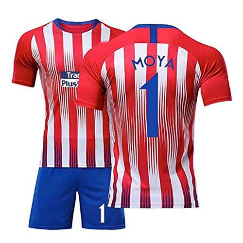 WWJIE 1 Moya - Traje de fútbol para niño, Vidrio, 1, Small 1.00 ...