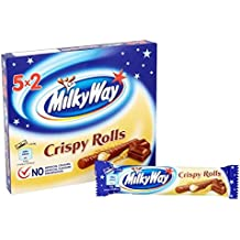 Original Mars Milky Way Crispy Rolls Imported From The UK England