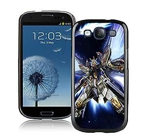 Easy use Gundam 14 Black Samsung Galaxy S3 Case