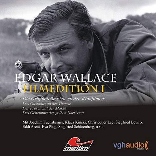 Edgar Wallace   Filmedition I  Die Originalhörspiele Zu Den Kinofilmen