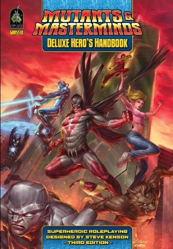 Mutants & Masterminds Deluxe Hero