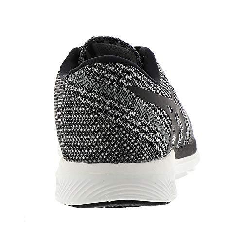 bianca nero Carbon Donna Asics Fuzex Knit wTBAXC  scarpe.infin24
