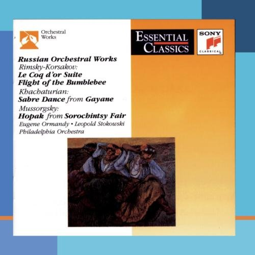 Russian Orchestral Works (Essential Classics) by Sony Classical