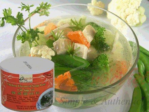 Quoc Viet Foods Chicken Soup Base 10oz Cot Sup -