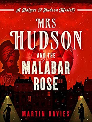 book cover of Mrs. Hudson and the Malabar Rose