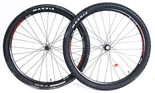 (DT Swiss X 1700 Spline 2 29er MTB Bike Wheelset XD Driver + Tires Boost New)